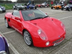 GTM Cars Ltd - GTM Spyder. Team GTM member