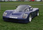 Ultima Sports Ltd - GTR. Nice blue example at Detling