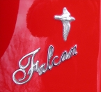JBA Engineering - Falcon SRi. Badge detailing