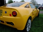 GTM Cars Ltd - Libra. GTM Libra rear shot