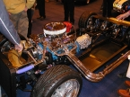 AK 427 chassis and engine