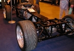 Gardner Douglas Sports Cars - GD427. GD 427 rolling chassis