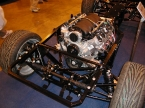 GD 427 with LS chevy engine