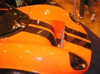 Gardner Douglas Sports Cars - GD T70. Close up of front end