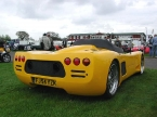 Ultima Sports Ltd - Can-Am. Ultima Can Am from rear