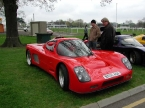 New Red Ultima GTR