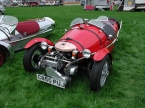 Pembleton Motor Co - Super Sports. Red super sport