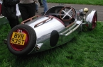 Pembleton Motor Co - Super Sports. Rear of Pembleton Super Sports
