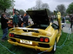 Parallel Designs - Torero. Rear of Diablo replica