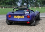 Fisher sportscars - Fury. Fury Spyder