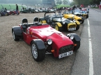 Tiger Sportscars - Avon. Tiger Avons and Sixes