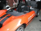Gardner Douglas Sports Cars - GD T70. Back from doing a few laps