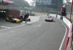 Gardner Douglas Sports Cars - GD T70. Back to the pit lane