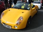 GTM Cars Ltd - GTM Spyder. Yellow GTM Spyder