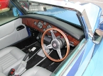 Javelin Sports Cars - Cabrio. Cabrio interior
