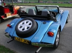 Javelin Sports Cars - Cabrio. Rear styling