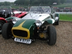 Classic British Racing Green