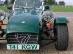 Caterham cars - Super 7. what you looking at...