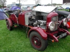 Sherpley Motor Company - Speed 6. Sherpley with bonnet up