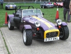Caterham at Detling 2006