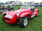 Nice Red example Detling 2006