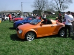 Paul Banham Conversions - X21. One Convertible one targa