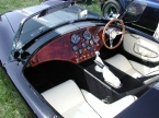 Gardner Douglas Sports Cars - GD427. Interior with wooden dash