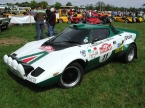 Hawk cars Ltd - HF series. Italian livery