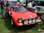 Stratos replica at Stoneleigh