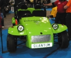 Quantum Sports Cars Ltd - Sunrunner. Quantum stand Stoneleigh 07