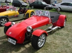 Tiger Sportscars - Cat E1. Red Cat E1 at Stoneleigh
