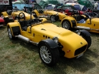 Tiger Sportscars - Avon. Avon on club stand