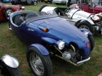 Blackjack Cars - Blackjack Avion. On 2CV Specials club stand