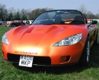 Marlin Cars Ltd - 5EXi. Nice metallic orange paintwork
