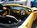 GTM Cars Ltd - GTM Spyder. Nice detailed interior finish