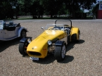 Tiger Sportscars - Cat E1. Overview shot
