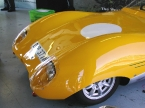 Westfield Sports Cars Ltd - Westfield Eleven. Nose section