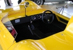 Westfield Sports Cars Ltd - Westfield Eleven. Interior and dash shot