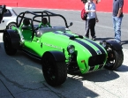 MK Sportscars - MK Indy. MK Indy with full roll cage