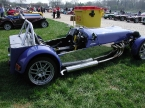 Luego Sports Cars - Viento V8. At Detling 07 kit car show