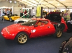 Hawk cars Ltd - HF series. Hawk Stand at Detling 07