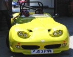 Image Sports Cars Ltd - Monza. Monza front end detailing