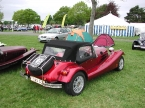 Aquila Sports Cars - Julietta. At Stoneleigh kit car show 07