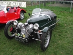 Triking at Detling kit car show