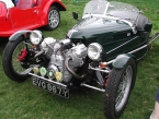 emulates Morgan 3 wheelers