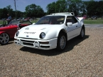 Paul Banham Conversions - RS200. MG Metro based RS200