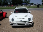Paul Banham Conversions - RS200. Front view