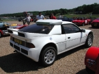 Paul Banham Conversions - RS200. Fibreglass work was pretty good