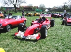 F1 at Detling kit car show 07