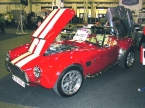Auto Speciali Ltd - AS 427. At Donington kit car show 07